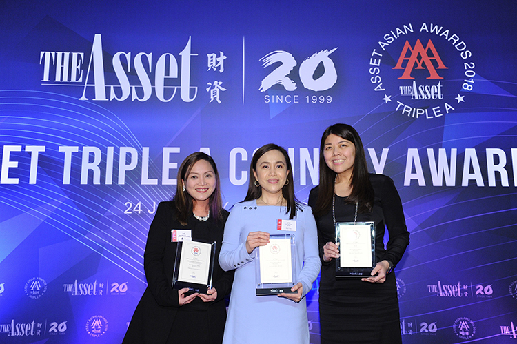 The Asset Best Corporate Bond Award - Philippines