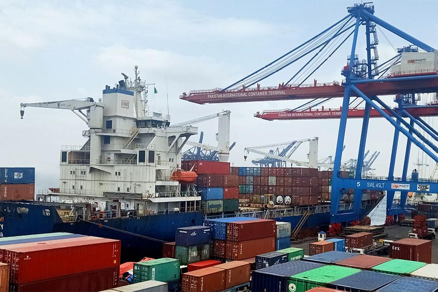 FAR Shipping Gulf Service - 1 makes inaugural call at PICT ...
